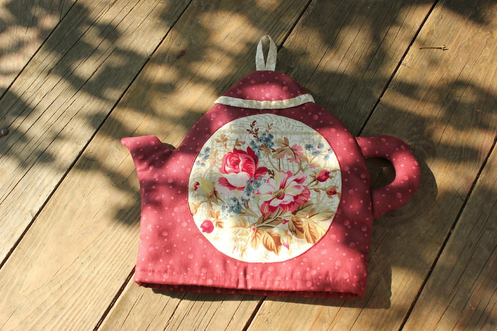 Грелка на чайник своими руками Полезные советы 46