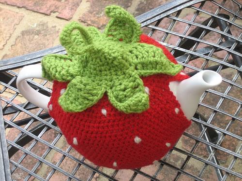 На чайник накидка на чайник вязание 5