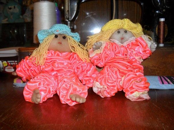 куклы-маргаритки