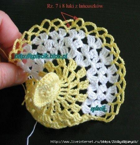 вязание крючком, вязание к