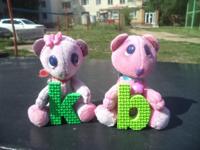 мои мишутки)))))они сшиты по одной выкройки,но выглядят совершенно по разному)))