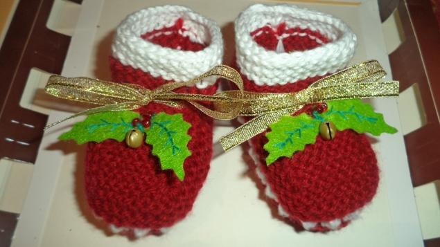 мои праздничные пинеточки!!!)))