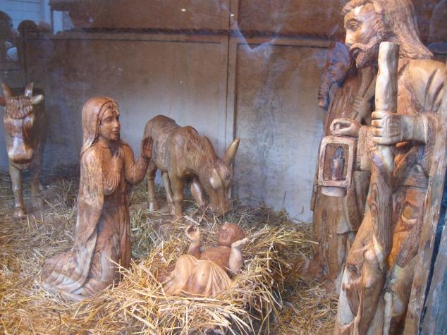 Прогулка по рождественской ярмарке Дюссельдорфа. Еще немного фото.