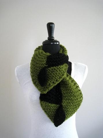 Универсальный шарф - 2.