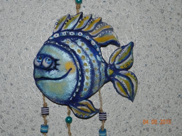 Бедная рыба Лиза...
