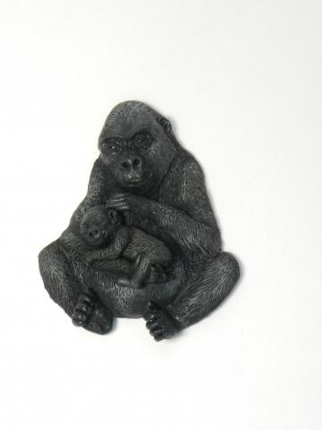 Мамочка горилла.
