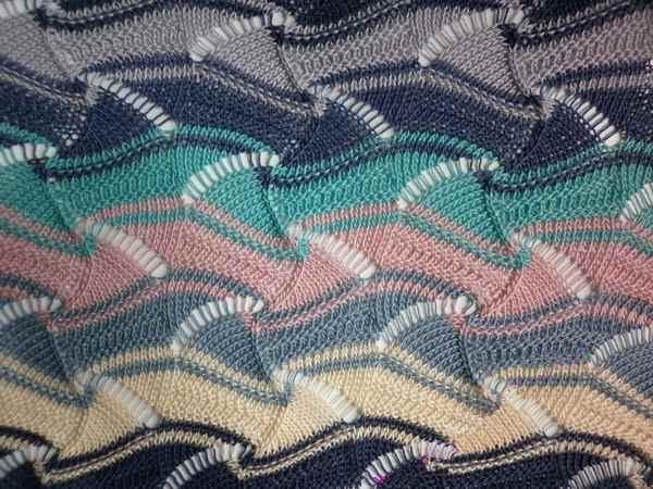 12. вязание, вязание спицами