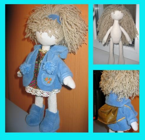 моя первая кукла или лучше бы я поставила две точки
