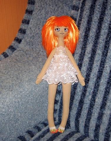 моя третья кукла