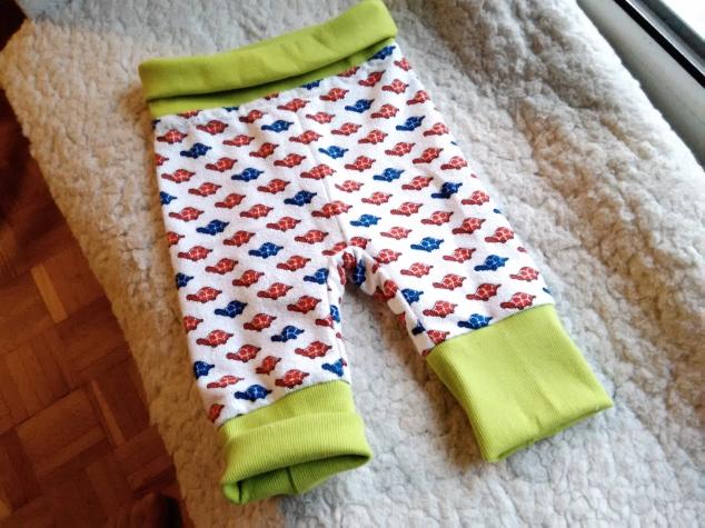штанишки за час или штанишки из гарема.