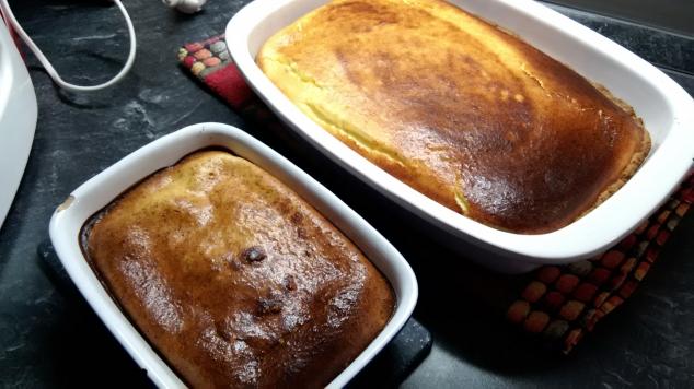 Творожный пирог или чизкейк.