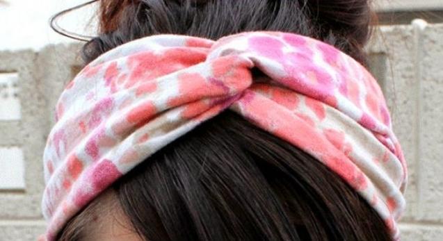 повязка на голову