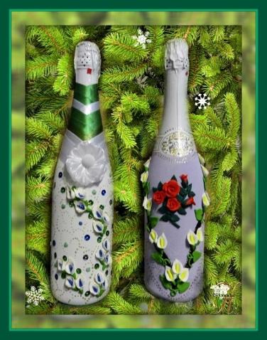 Мои бутылочки...