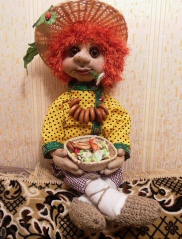Чулочная кукла мастер класс пошагово 80