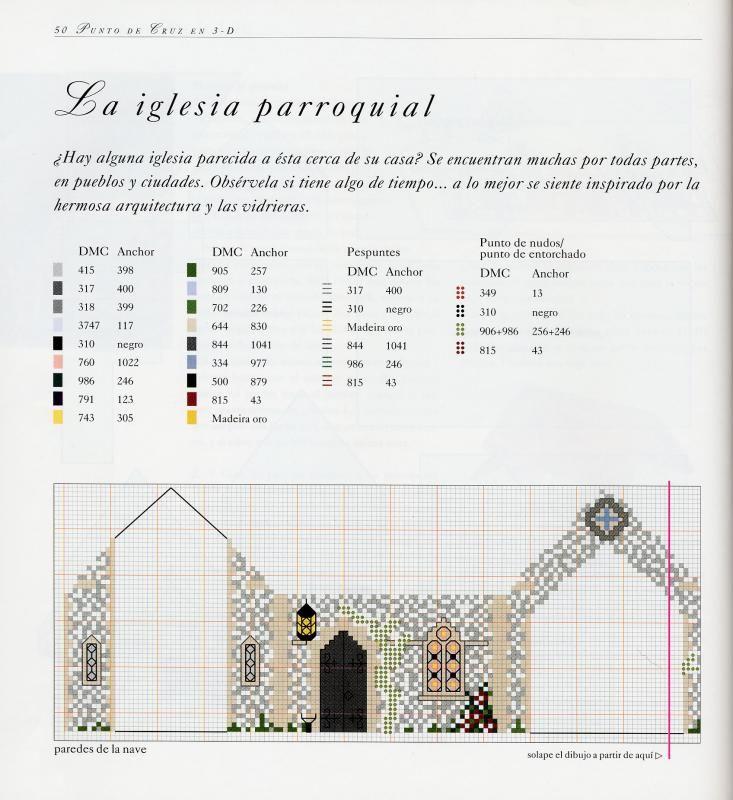 Журналы со схемами вышивки крестом
