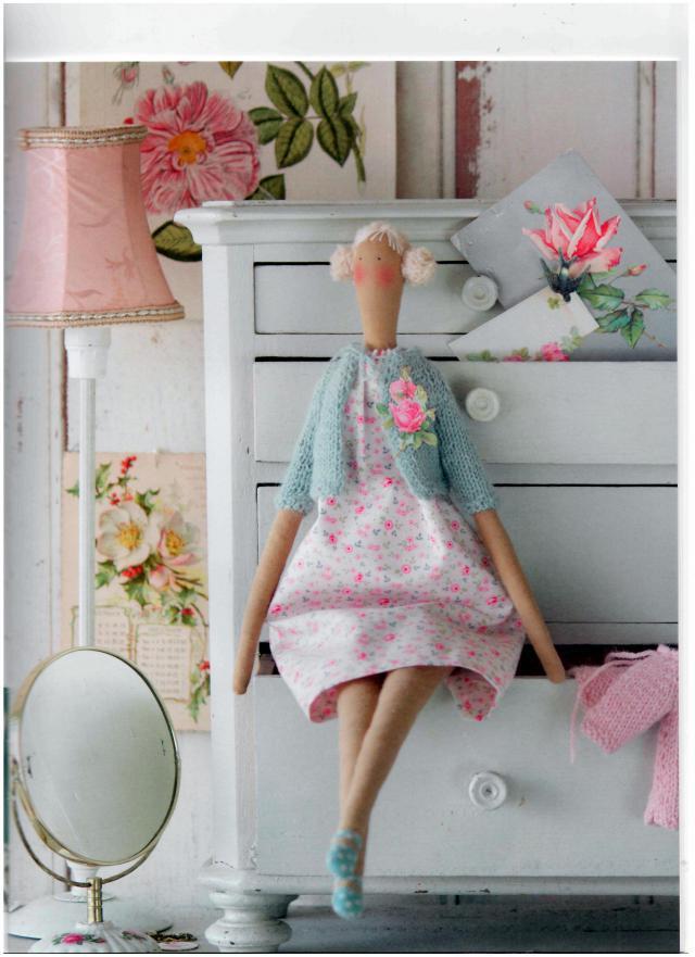 Куклы тильда от тони финангер