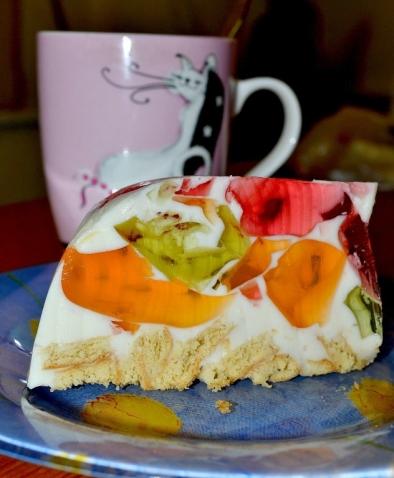 """Торт """"Битое стекло"""". Просто и ооочень вкусно!;)"""