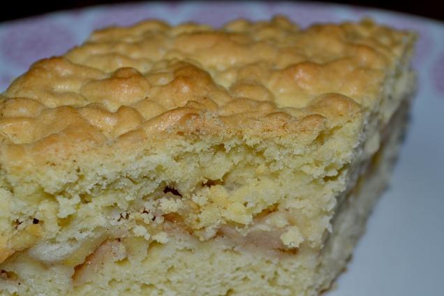 Тертый пирог. Привет из детства))