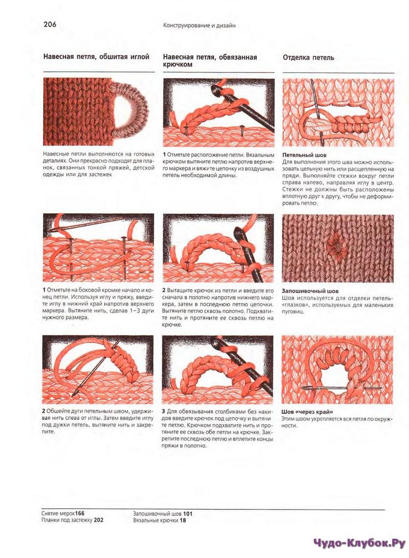Вязание крючком как набрать