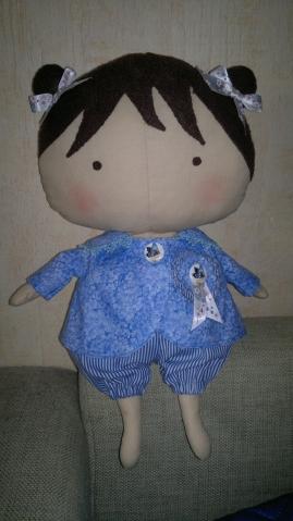 Тильда. Милая кукла