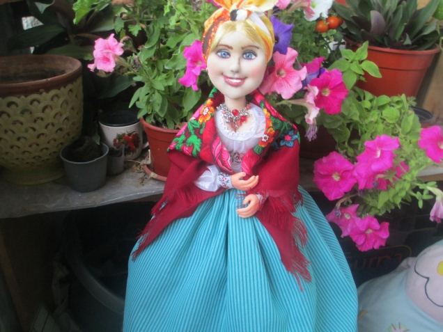 Мои текстильные куколки. Сделанные с любовью на радость людям.