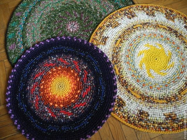 """欣赏:""""那些编织的地毯有你喜欢的吗?"""" - maomao - 我随心动"""