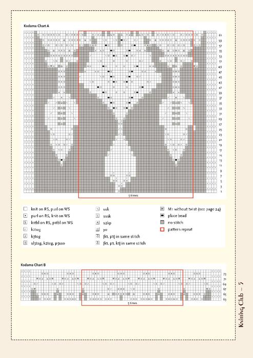 Французское вязание спицами на русском языке схемы 50