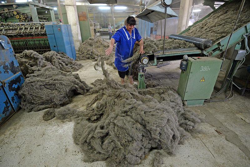 самый сложный производство льна в костроме ДДТ