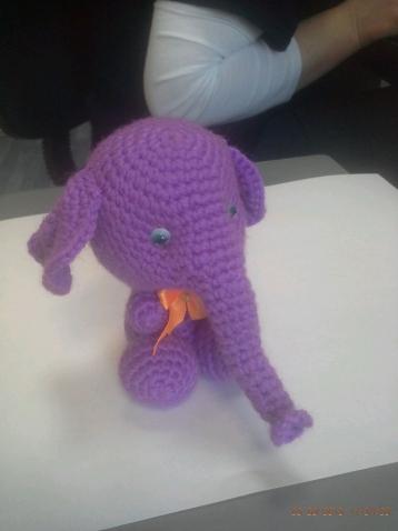 Розовый Слон!
