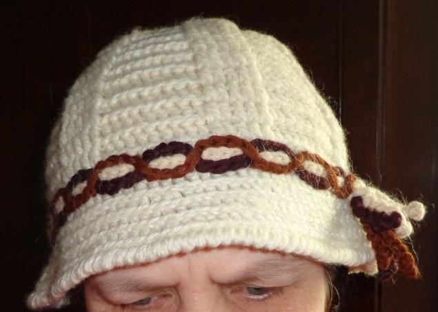 Селфи в пижаме или шляпки, вязанные  крючком.