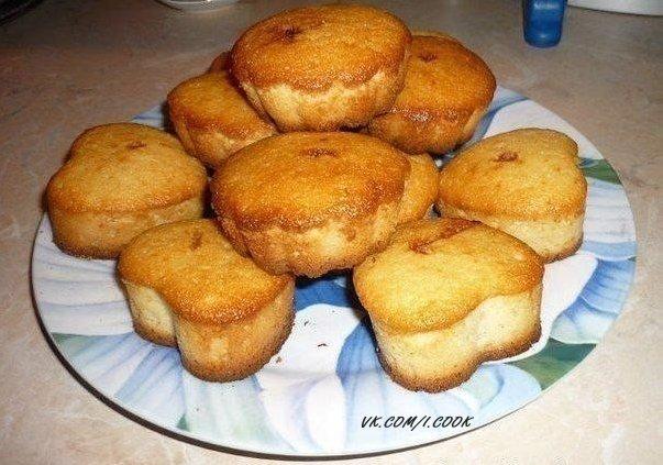 Попытка №2. Простые и дешёвые рецепты сладкой выпечки.