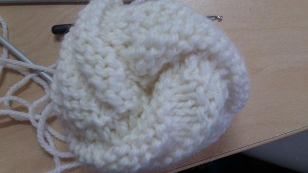 棒针帽子 - 柳芯飘雪 - 柳芯飘雪的博客