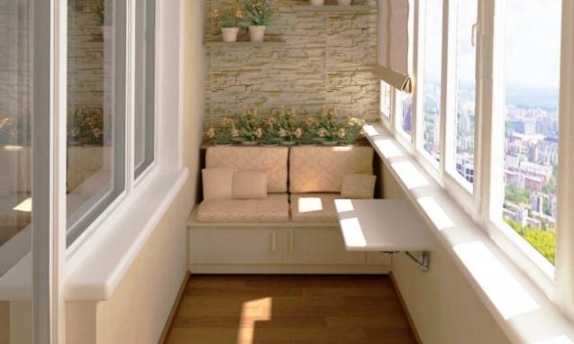 Как украсить ваш балкон
