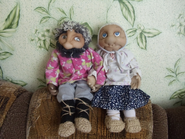 Поиграем в куклы-2