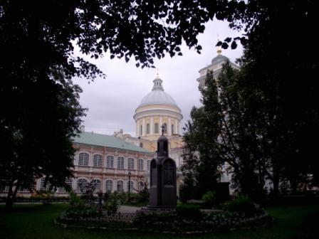 Прогулки по Санкт-Петербургу. Часть 3