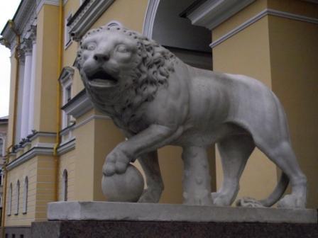 Прогулки по Санкт-Петербургу. Часть 2