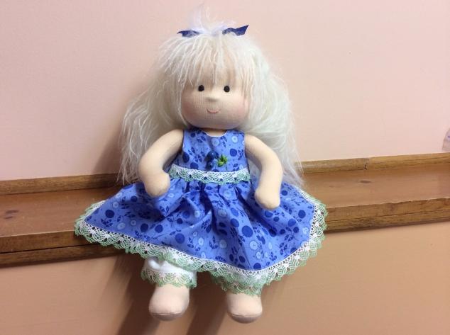 Куколка, кукла для девочки