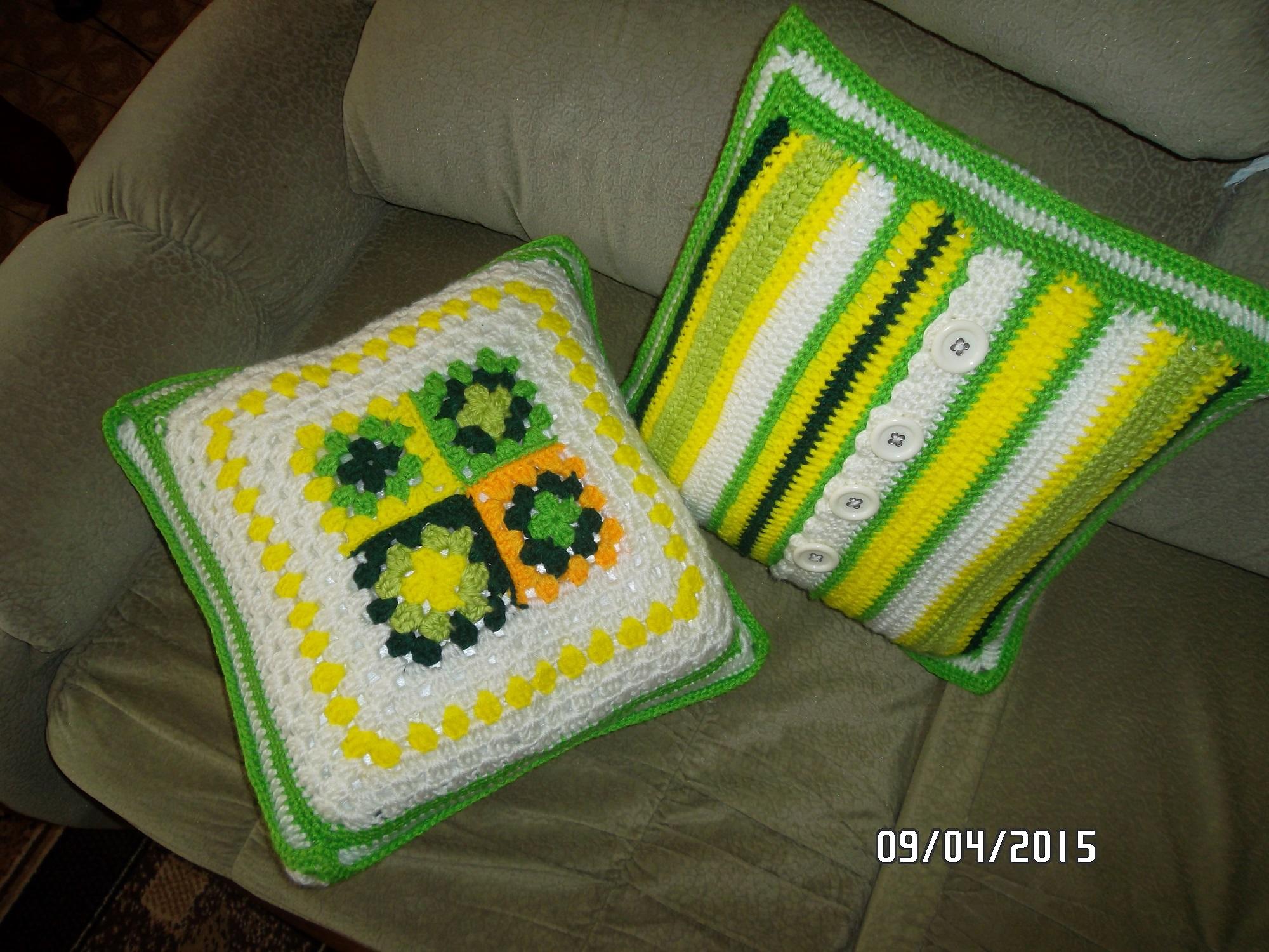 Подушки на диван - запись пользователя Larina (Elena) в ...
