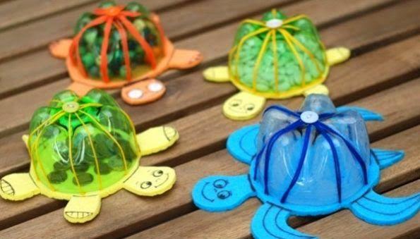 Поделка черепаха фото