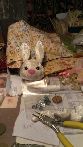 Днюшный заяц
