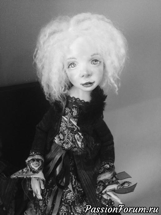 Нежный Подснежник, работа handmade, авторская работа, авторская идея, кукла с подвижными руками, кукла с поворачивающейся головой, подвижная кукла, сероглазая кукла, коллекционирование, коллекционная кукла, предмет интерьера, кукла с серыми глазами, кукла с объемным лицом, кукла блондинка, блондинка, модные цвета, охра, черный, коричневый, жёлтый, пластика, глина, самоотвердеваемая глина, смешанная техника, кукла в костюме, кукла на подставке, кукла на день рождения, новая кукла, редкие куклы, ценный подарок, дорогой подарок, необычная кукла, кукла на любой праздник, кукла на подарок, кукла на заказ, кукла в наличии и на заказ, кукла в желтом, кукла в единственном экземпляре, кукла в смешанной технике, кукла из глины, кукла из пластики, куколка, кукольные истории, куклы елены вовк, doll_vovki, куклы doll_vovki, кукла для души, кукла интересная, красивая кукла, интерьерная кукла, кукла для интерьера, кукла в подарок женщине, кукла в подарок девушке, кукла в подарок, кукла в интерьере, кукла, hand made