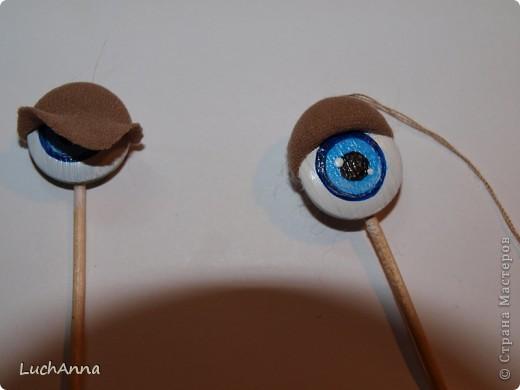 Из чего и как сделать кукле глаза своими руками