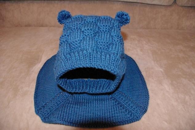 МК шапочка шлем