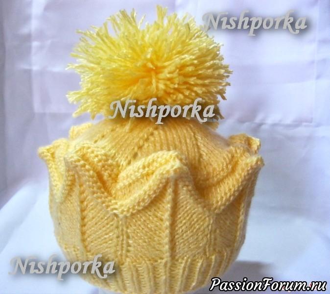 шапочка корона шлем запись пользователя Nataliya55 наталия в