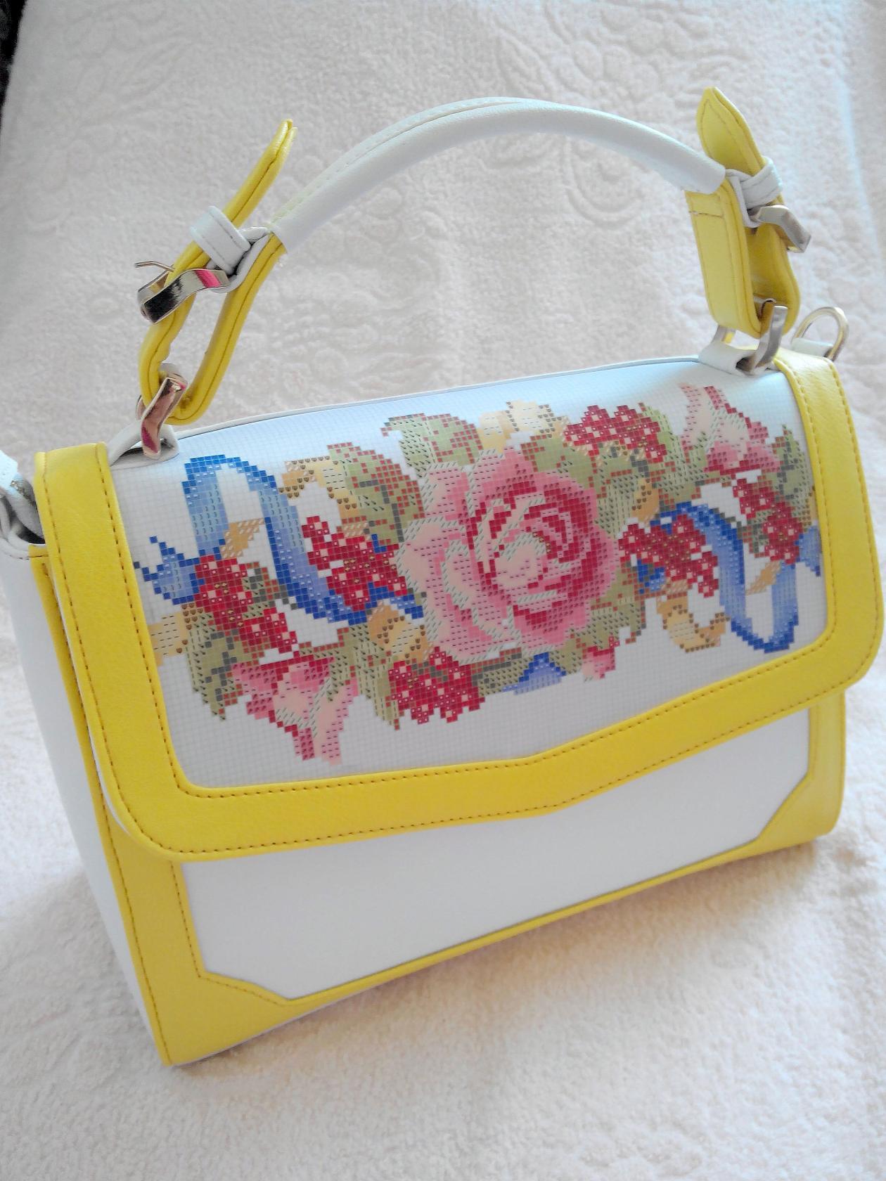 Заготовки вышивки сумок бисером 63