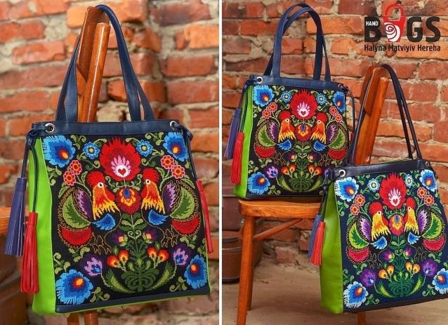 Бесплатные схемы вышивки сумки