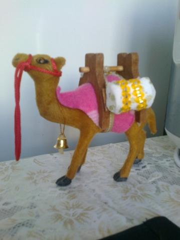 Вот такие подарочки присланы из Алжира!