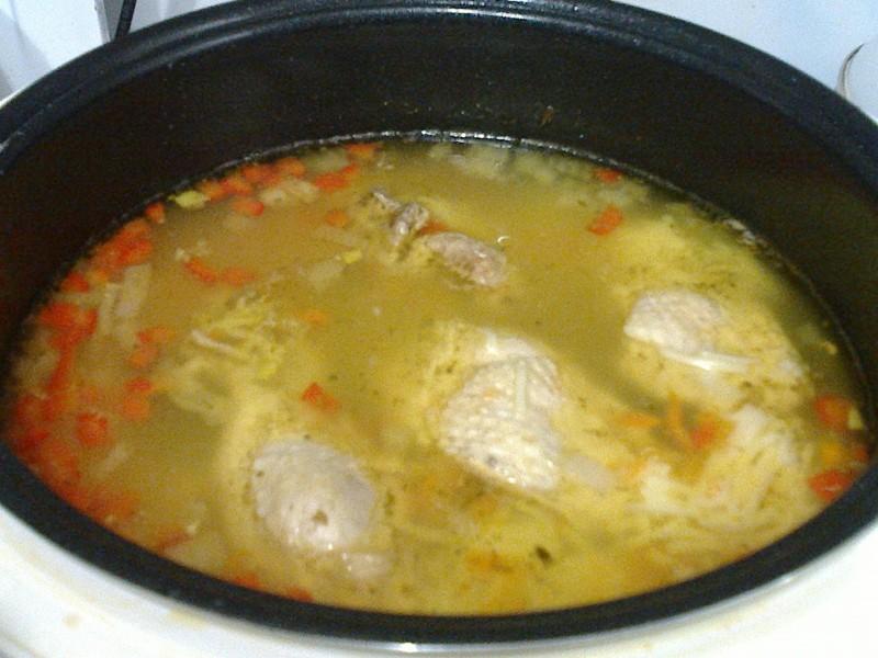 Суп куриный в мультиварке редмонд рецепты с фото