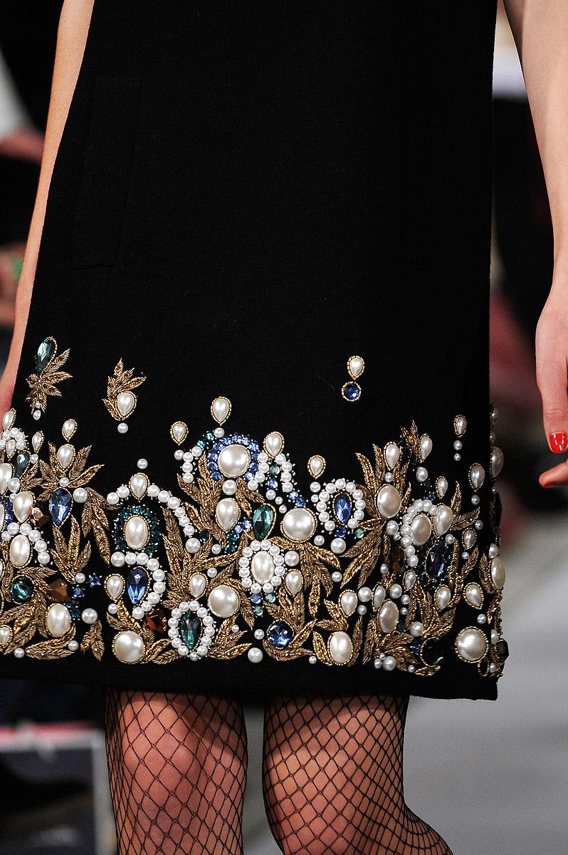 Платье с бисером своими руками