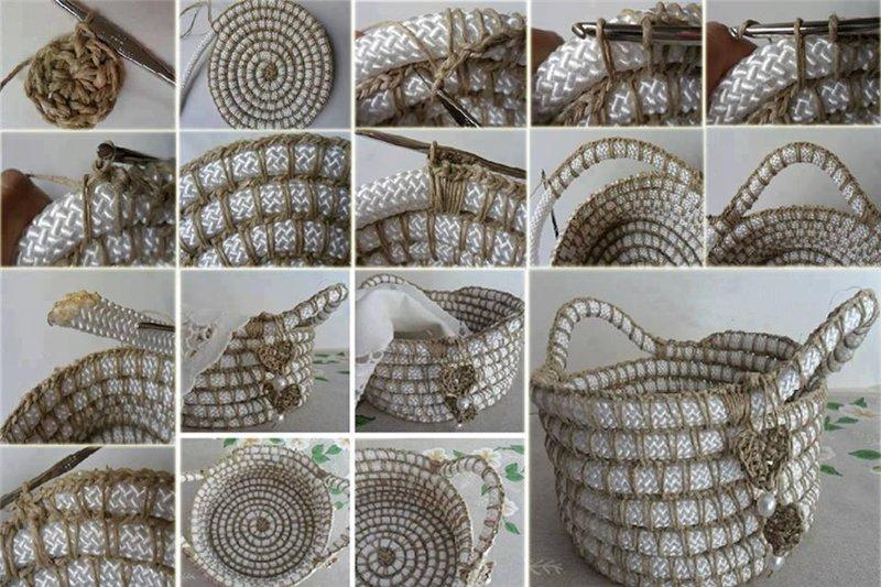 Рукоделие своими руками вязание крючком для дома